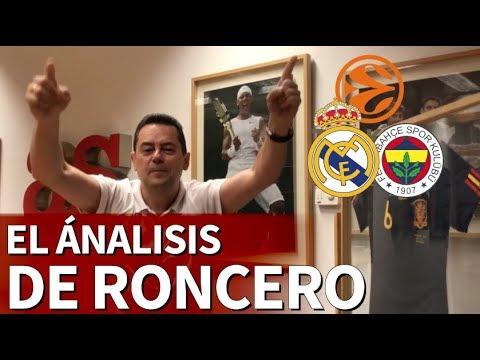 "Real Madrid 85-80 Fenerbahçe | Roncero: ""Ha sido glorioso"" | Diario AS"