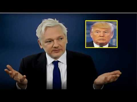 TRUMP WAS RIGHT! Julian Assange Just Confirmed America's Worst Nightmare **MAKE THIS GO VIRAL