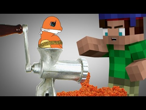 DENNIS HATER CHARMANDER - Pixelmon Episode #3 - Norsk Let's Play Minecraft Serie