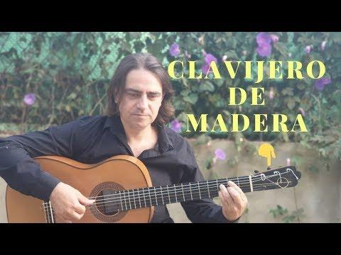Aprende De Guitarra. Clavijeros De Madera.👀