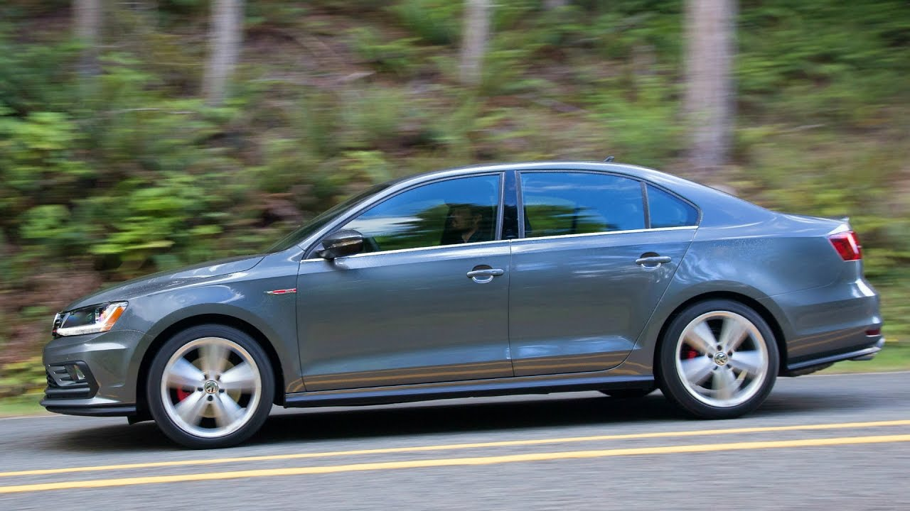 2017 Volkswagen Jetta Gli Drive And Interior