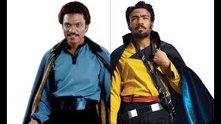 Lando Calrissian, Disney's Star Wars, and Character Degradation
