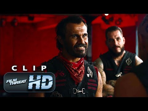 """OUTLAWS   Official HD """"Let's Get Down To Business"""" Clip (2019)   THRILLER   Film Threat Clips"""