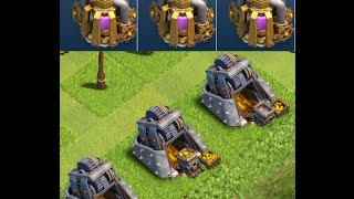 Clash Of Clans Town Hall Level 7 800K loot