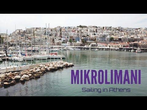 Sail Athens Mikrolimani Marina Piraeus Marina, Greece