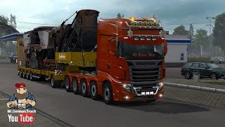 [ETS2 v1.27] Scania R700 + Cabin DLC ready