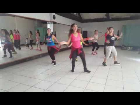 Zumba Clean Bandit feat Sean Paul  Rockabye(Cover by Rita Karachi)