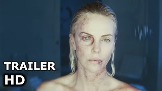 ATOMIC BLONDE (2017)  Charlize Theron - Red Band TRAILER #1 - Action Movie HD