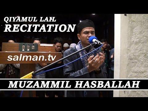 Muzammil Hasballah : Emotional Do'a Qunut Nazilah (Makmum Menangis)