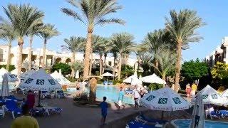 Египет, Шарм-Эль-Шейх,  Rehana Royal Beach Resort & Spa 5*(Обзор территории и пляжа отеля Rehana Royal Beach Resort & Spa 5*, 2016-02-25T06:33:56.000Z)