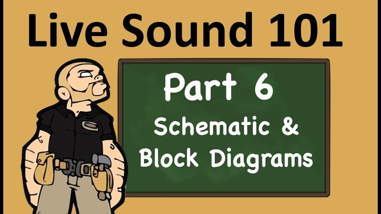 Live Sound 101 Schematic Block Diagrams Youtube Carvin Schematics