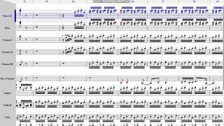 주피터의 플룻파트연주 (Jupiter aus '…