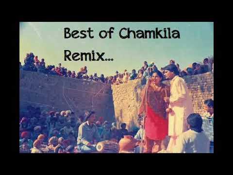 Best of Amar Singh Chamkila & Amarjot Chamkila | Audio Remix | Old Punjabi Tunes