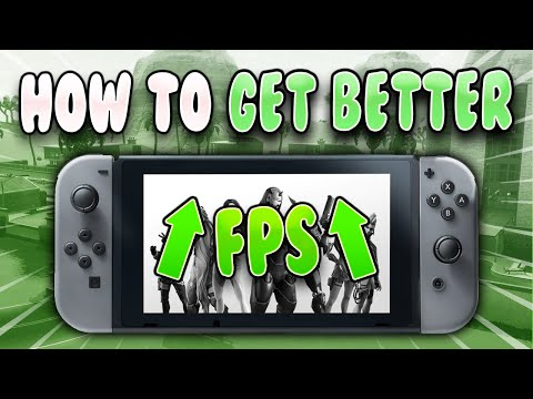 How To Get Better FPS On Fortnite Nintendo Switch (Only Method) Use Code : Wiikstrom