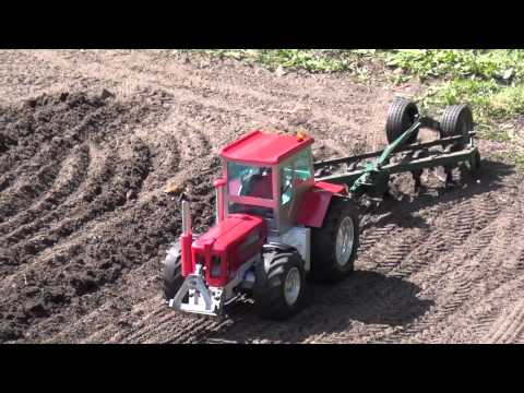 RC tractor world. Farming with  Fendt, Deutz and Co