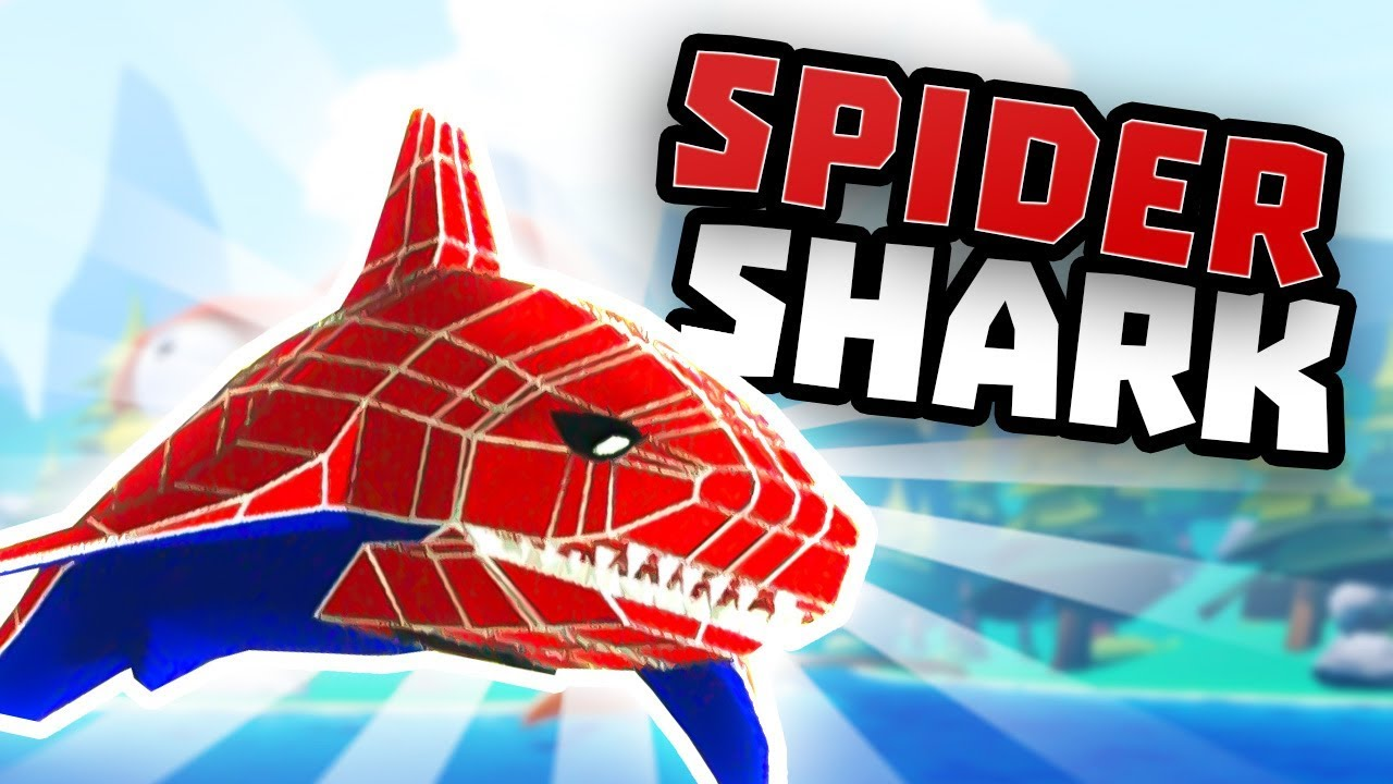 spider shark glitches all over city shark simulator game new  spider shark glitches all over city shark simulator game new update for shark sim