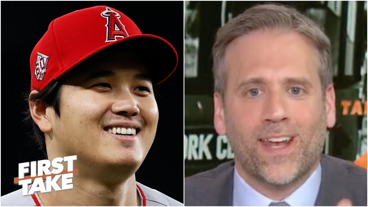 ESPN's Stephen A. Smith on Shohei Ohtani: Angels star using ...