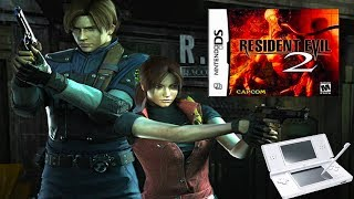 What Happened To Resident Evil 2 DS?
