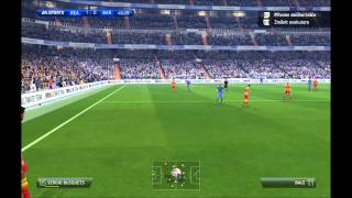 FIFA 14- Funny Fails and Messi as a goalkeeper