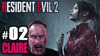 RESIDENT EVIL 2 REMAKE (PC) - EPISODIO 2 CLAIRE - Gameplay en español