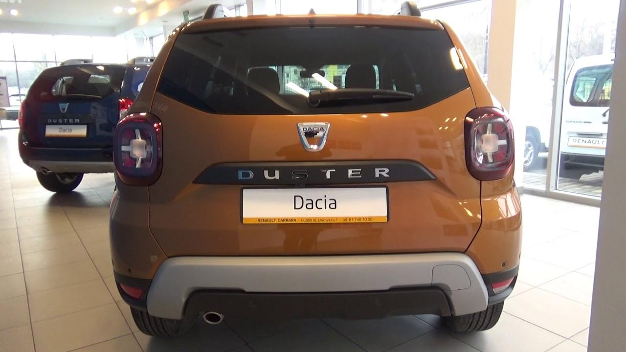 Nowa Dacia Duster 2018 >> Nowa Dacia Duster. Czym się różni od poprzedniego modelu? - YouTube