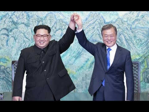 North Korea & South Korea slowly attaining the Peace  남북한이 천천히 평화를 이루다