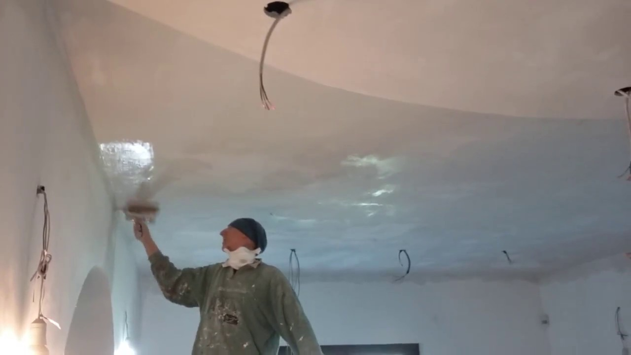 Come tinteggiare un soffitto  YouTube