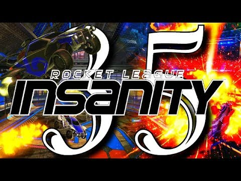 ROCKET LEAGUE INSANITY 35 ! (BEST GOALS, REDIRECTS, RESETS)