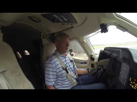 Single Pilot Jet ops to Chicago