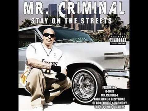 Cuz I'm A Rider - Mr Criminal