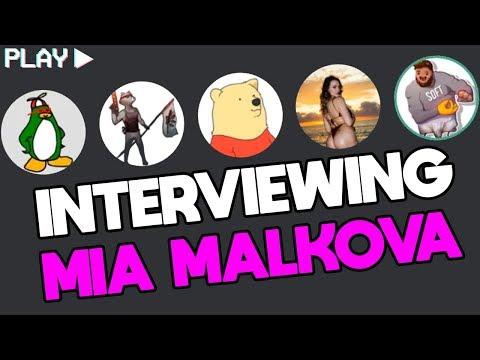 Interviewing Mia Malkova
