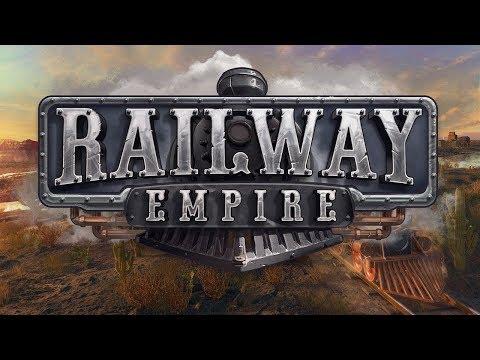 Railway Empire! -- Episode 4 -- 1890 Pacific Coast [Sponsored by Kalypso]