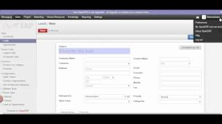 How to add a new field in Odoo 001