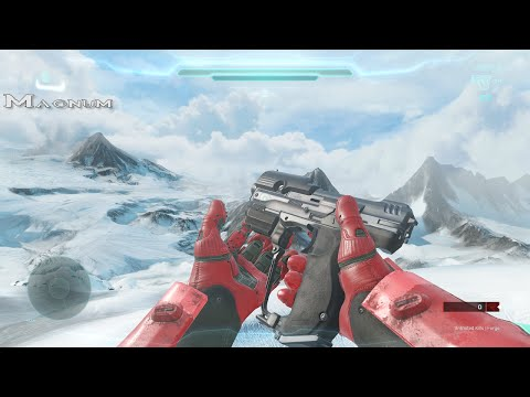 Halo 5: All Guns Shown
