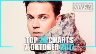 TOP 20 SINGLE CHARTS - 7. OKTOBER 2017