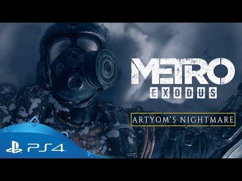 Metro Exodus | Artyom's Nightmare | PS4