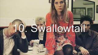 Wolf Alice My Love Is Cool 10 Swallowtail