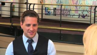 In Focus with Eden Lane - 716 Kinky Boots Broadway star Andy Kelso
