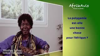 AfrikAvis avec Woohpy Kohou Conteuse