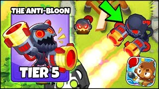 """THE ANTI-BLOON"" SUPER MONKEY TIER 5 UPGRADE // Bloons TD 6 Gameplay (BTD 6 Gameplay Part 6)"