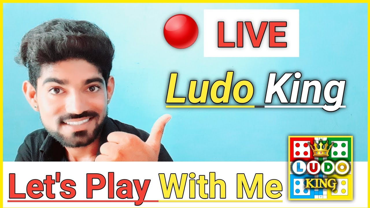 🔴LIVE  Ludo King Gameplay Let's Play With Me😊❤️