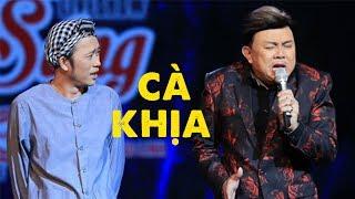 Hài 2019 ĐẲNG CẤP CÀ KHỊA - Hoài Linh, Chí Tài, Long Đẹp Trai, Hứa Minh Đạt | Hài Việt Hay Nhất 2019