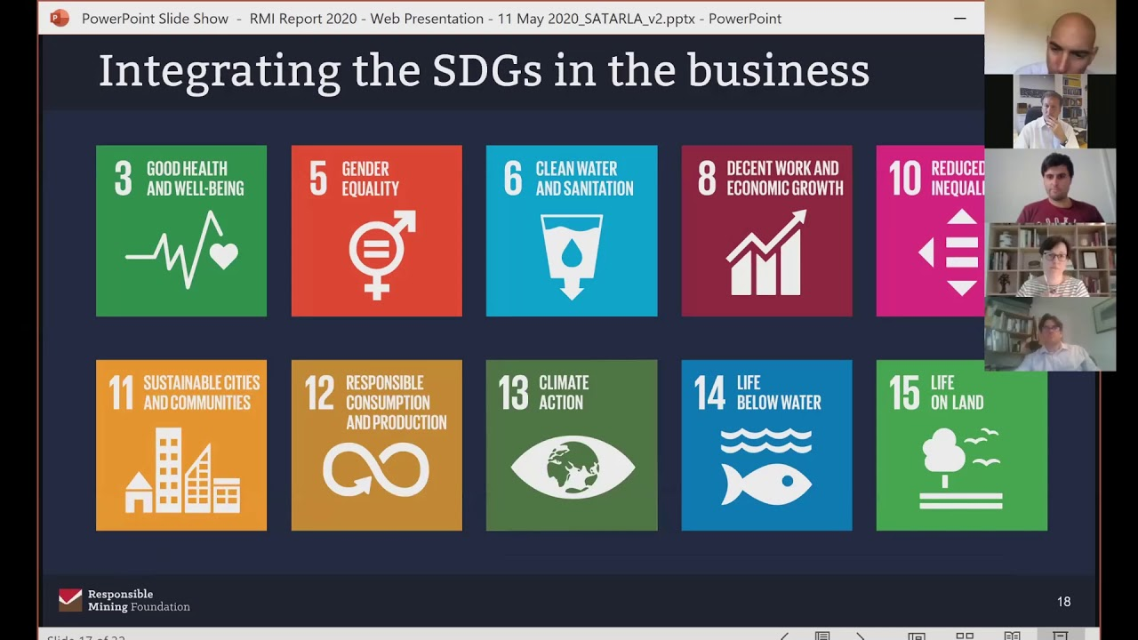 Pierre De Pasquale - Embedding ESG and the SDGs in corporate culture, not just in reporting