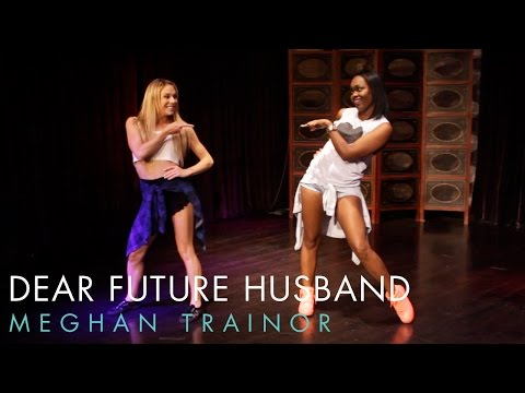 Meghan Trainor - Dear Future Husband (Dance Tutorial)