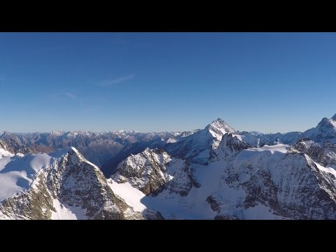 (HD) Switzerland and the AMAZING Alps