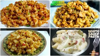 Macaroni  Aur Pasta Ki Char Behtareen Aur Asaan Recipes | Iftar Recipe In Ramadan