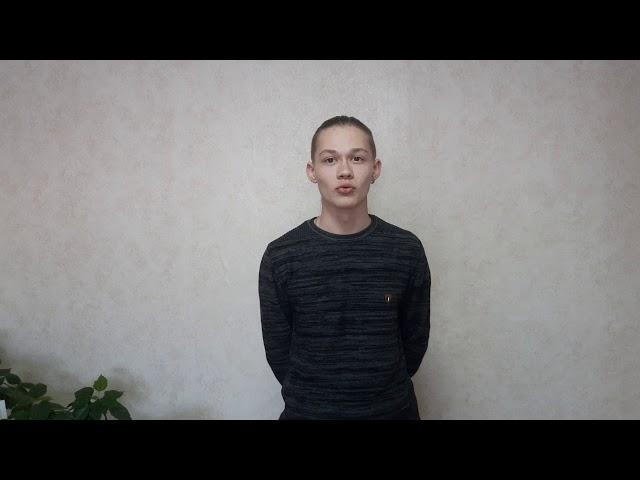 Изображение предпросмотра прочтения – ПавелХороших читает произведение «Девочка - смерть» М.И.Цветаевой