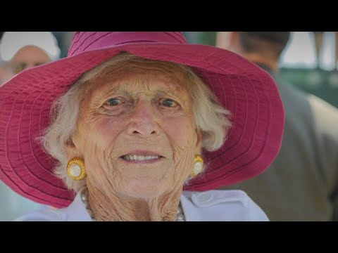 Friends and family gather for Barbara Bush's funeral