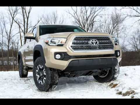 2017 toyota tacoma trd sport double cab 4x4 youtube. Black Bedroom Furniture Sets. Home Design Ideas