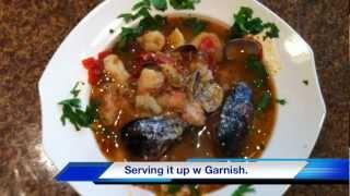 Seafood Cioppino Secrets!!! Courtesy Of Cafe 1853.
